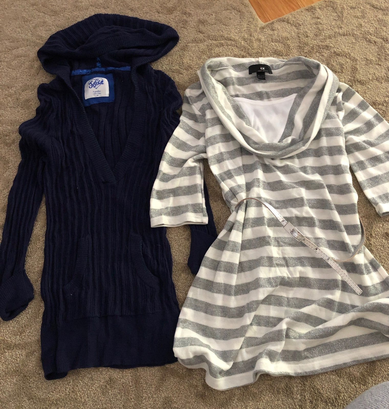 Girls size 16 tops