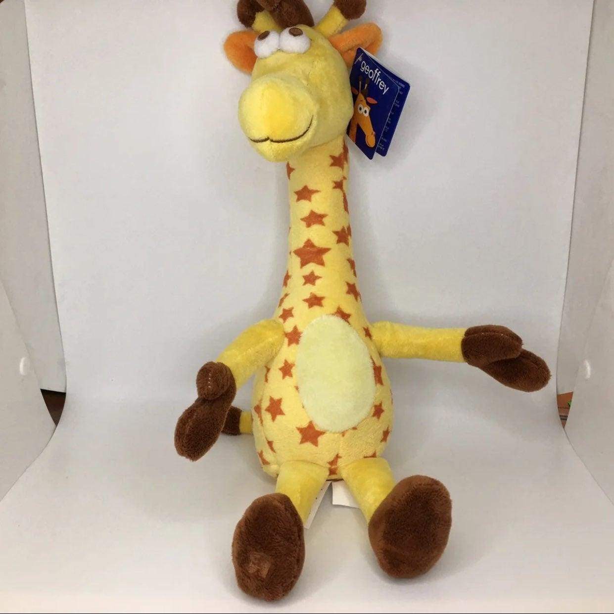 GEOFFREY the Giraffe Toys R Us Plush