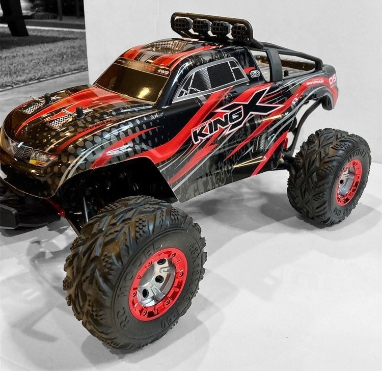 RC model car Electric Monster truck 4WD