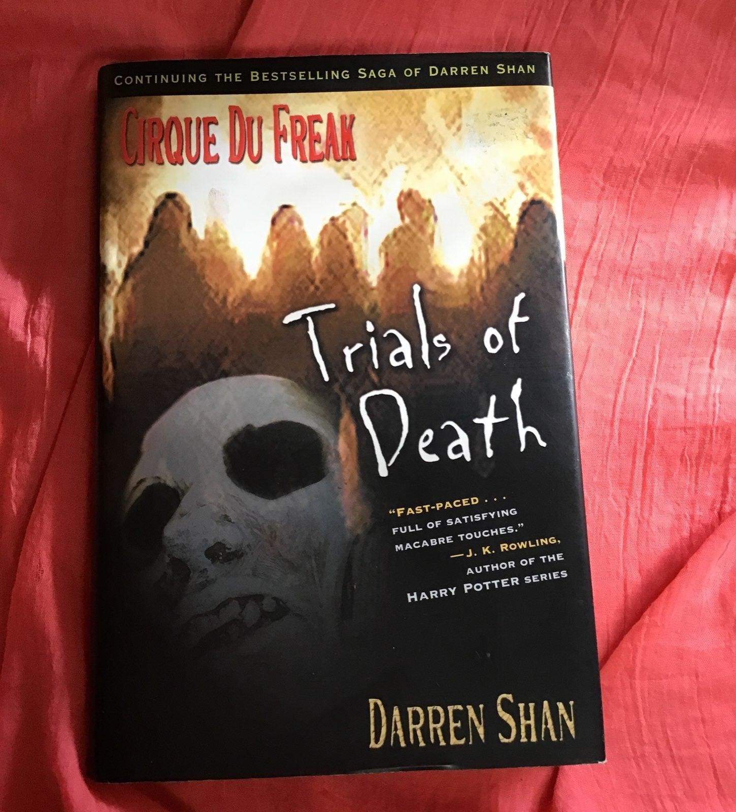 TRIALS OF DEATH