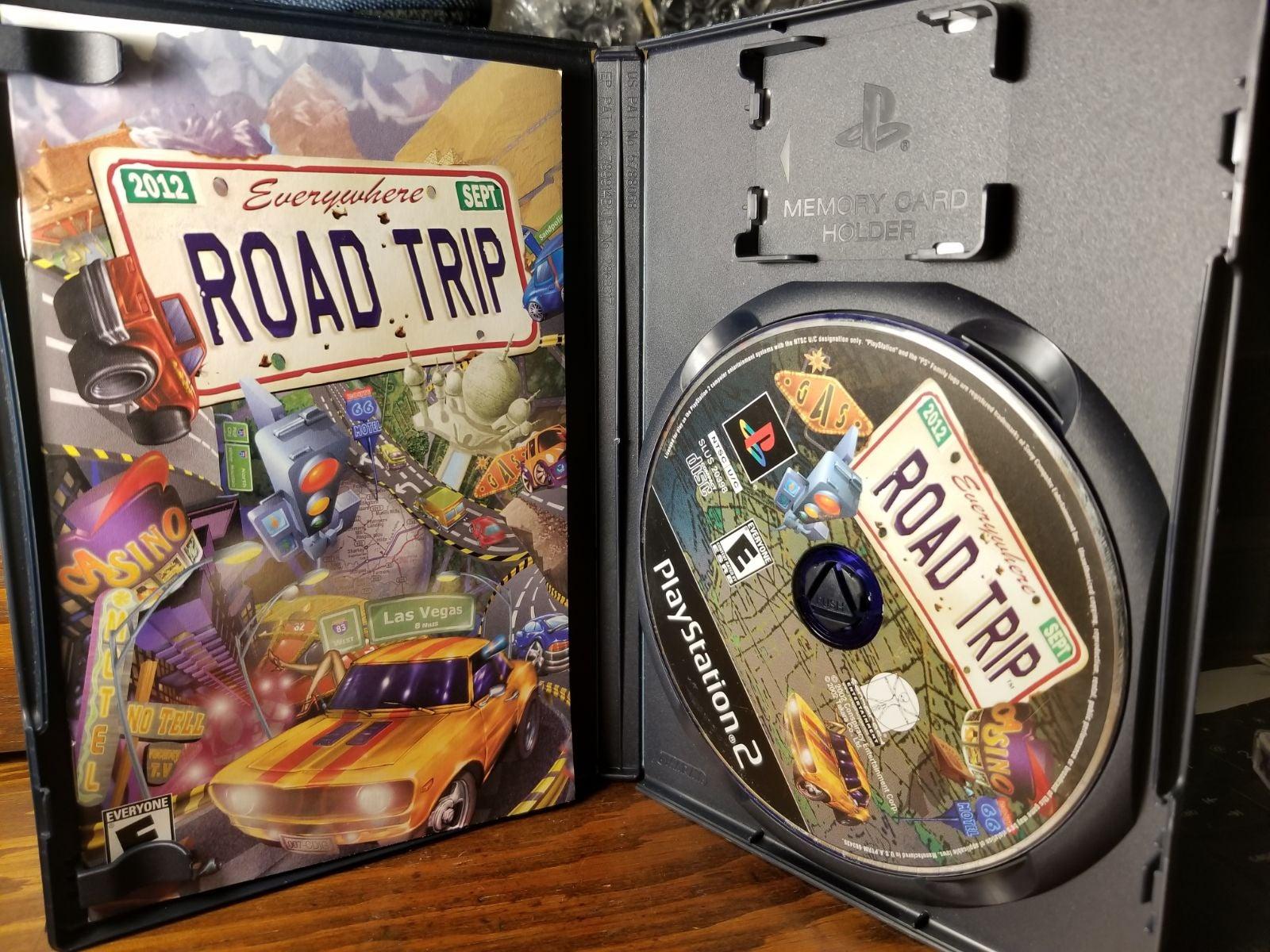 PS2 Road Trip CIB