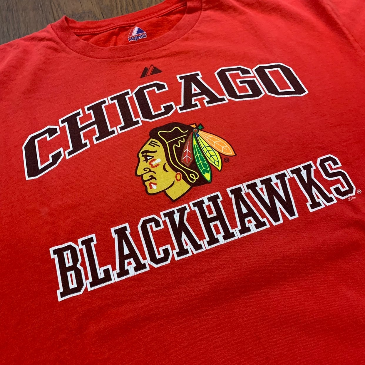 Chicago Blackhawks Hockey T-Shirt