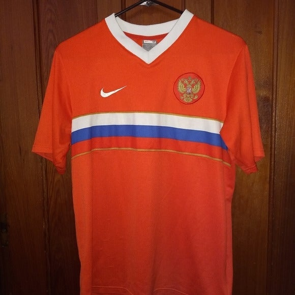 RUSSIA SOCCER JERSEY - Nike team sports