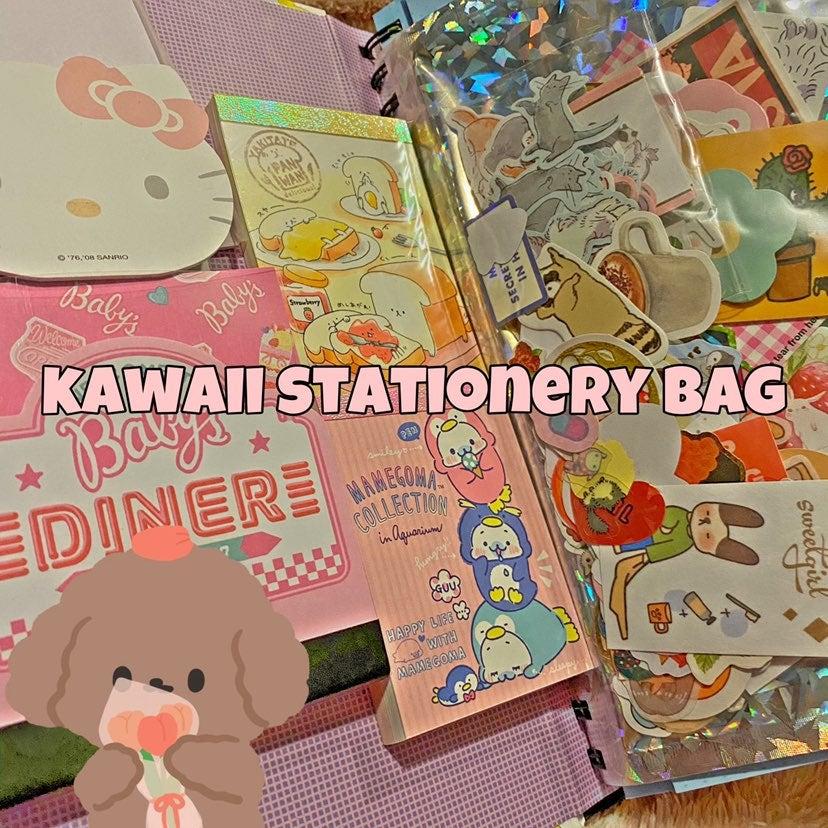 Kawaii Stationery Bag