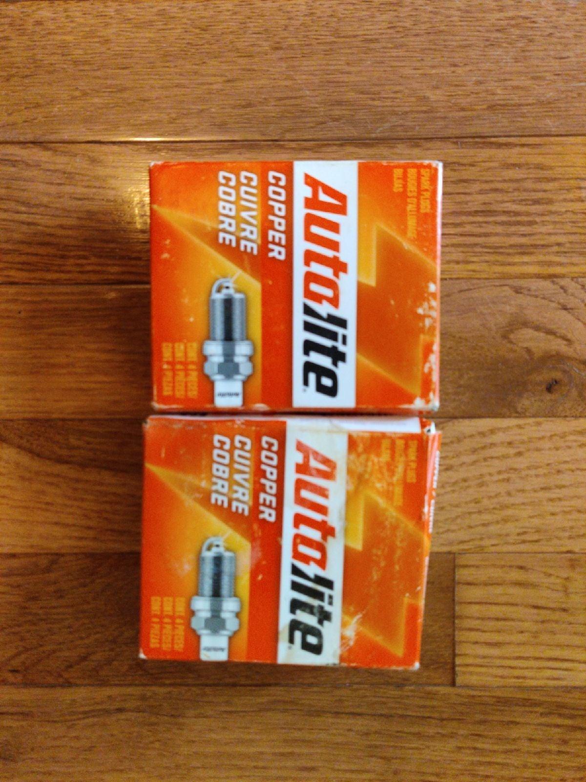 Autolite 25 Copper Spark Plugs