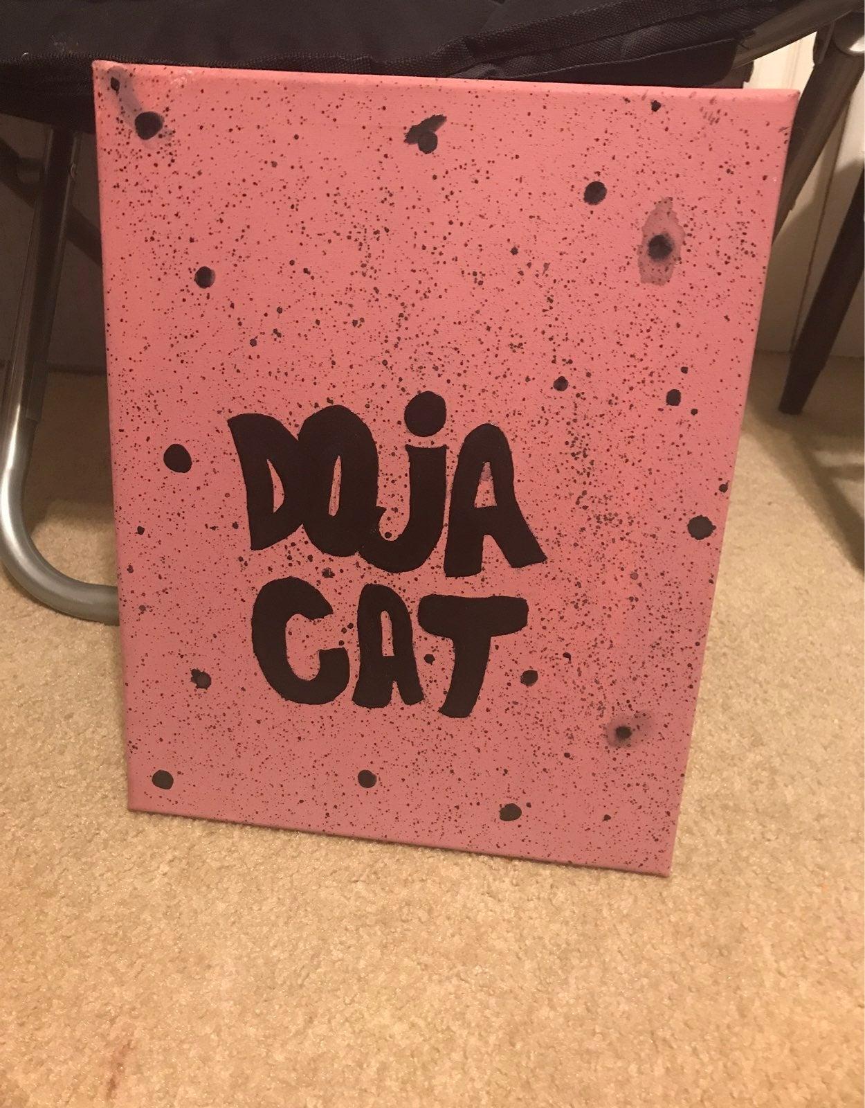 Custom Doja Cat picture ✨