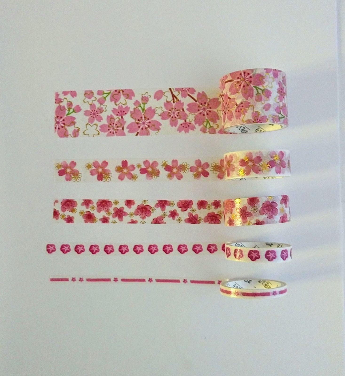 Japanese washi tapes #35