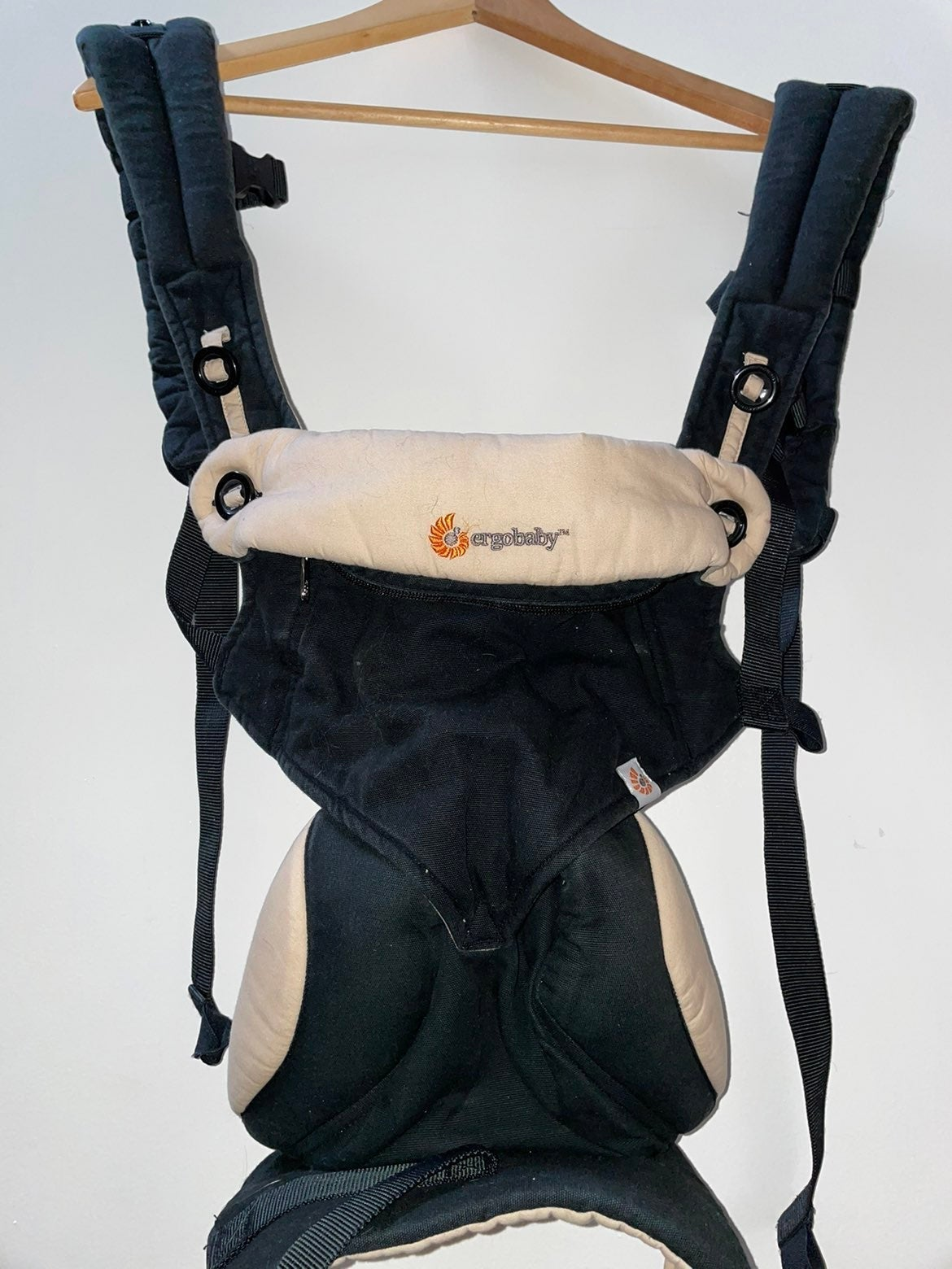 Infant Insert with ErgoBaby 360 Carrier