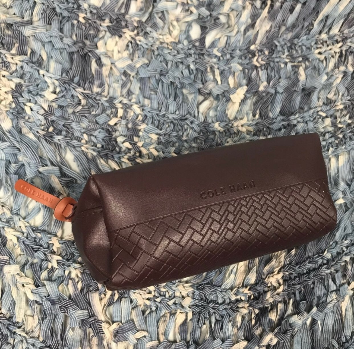 Cole Haan Small Toiletry Bag
