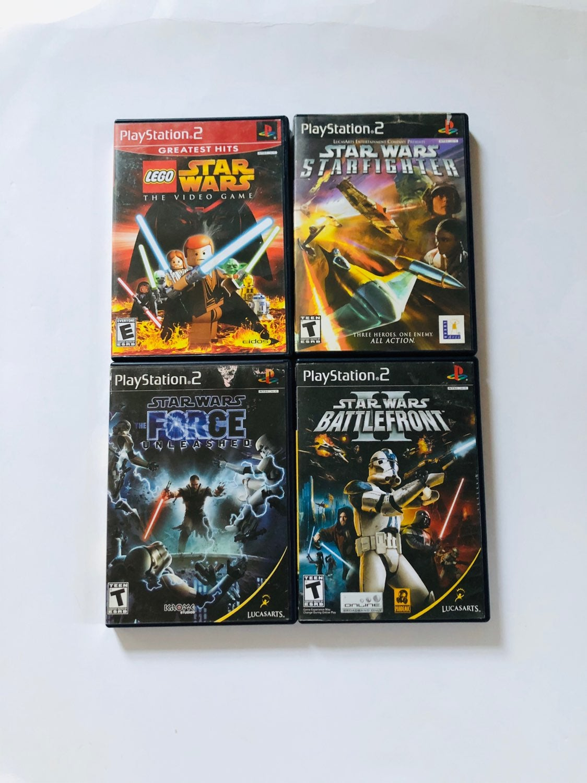 Star Wars PlayStation 2 Bundle