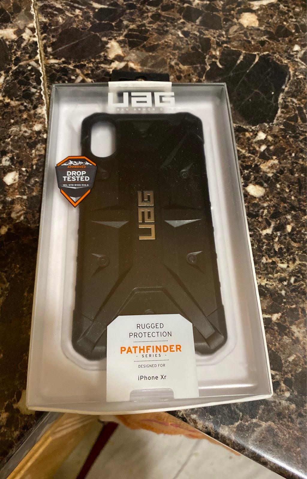 iPhone XR UAG Pathfinder Series Case