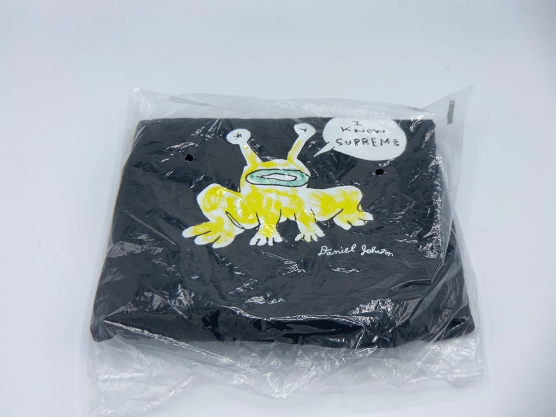 Supreme Daniel Johnston Frog Tee M