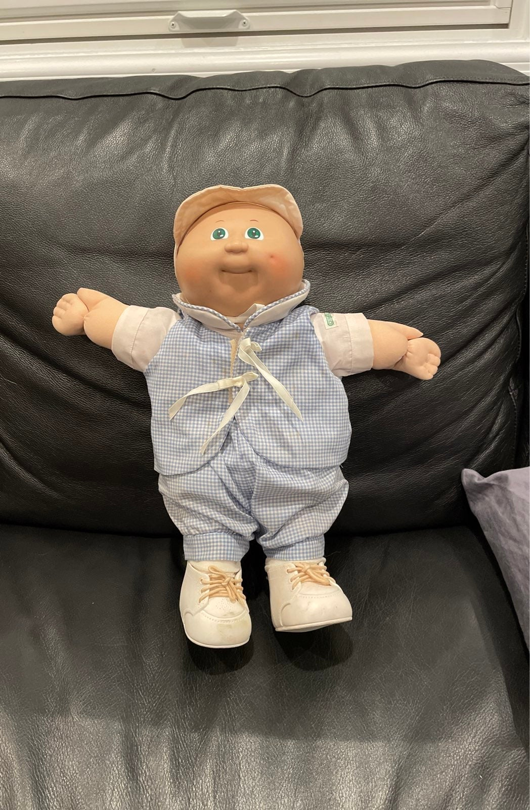 Vintage Cabbage Patch Preemie Doll