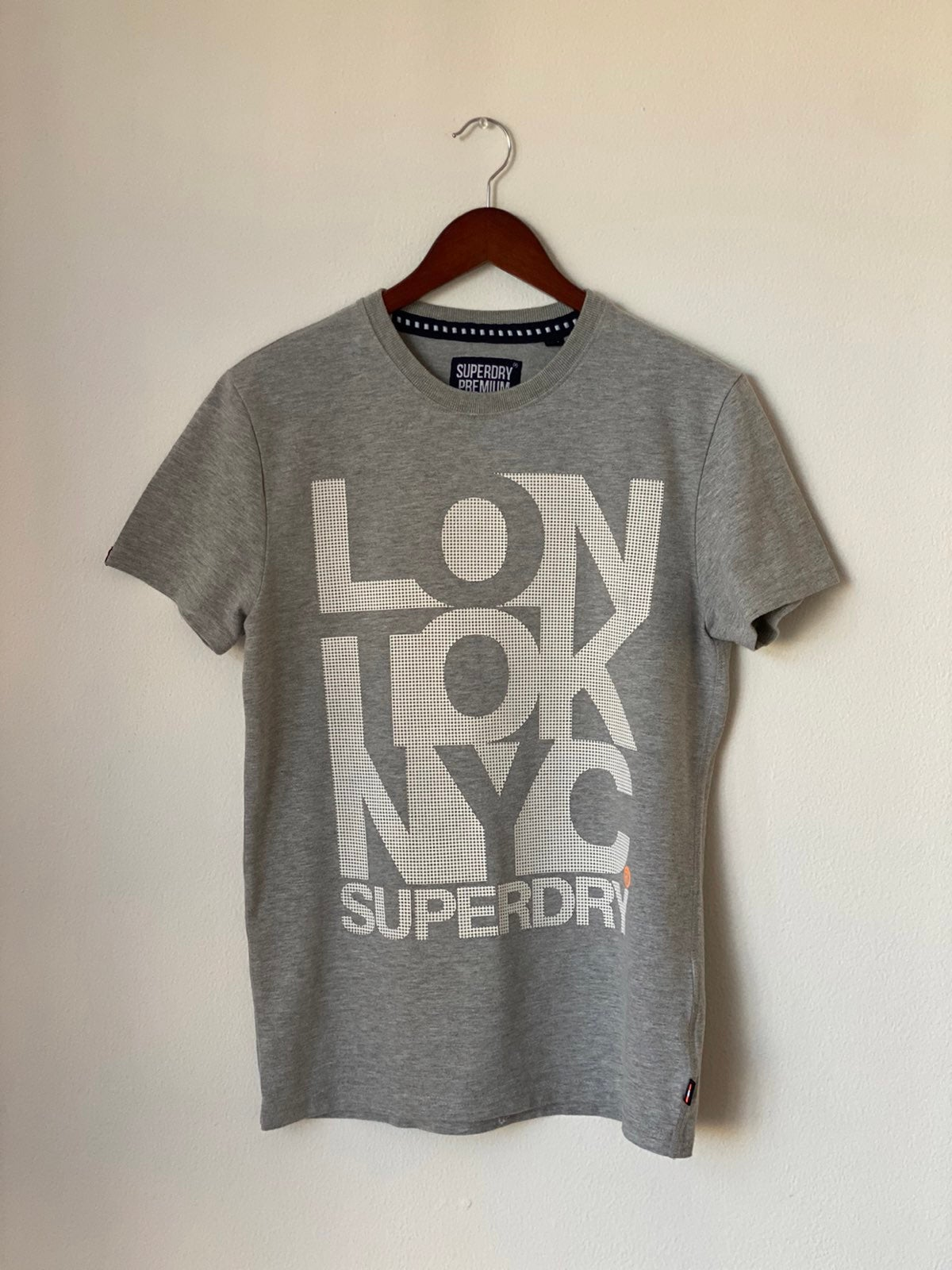 Superdry T-Shirt Sz S