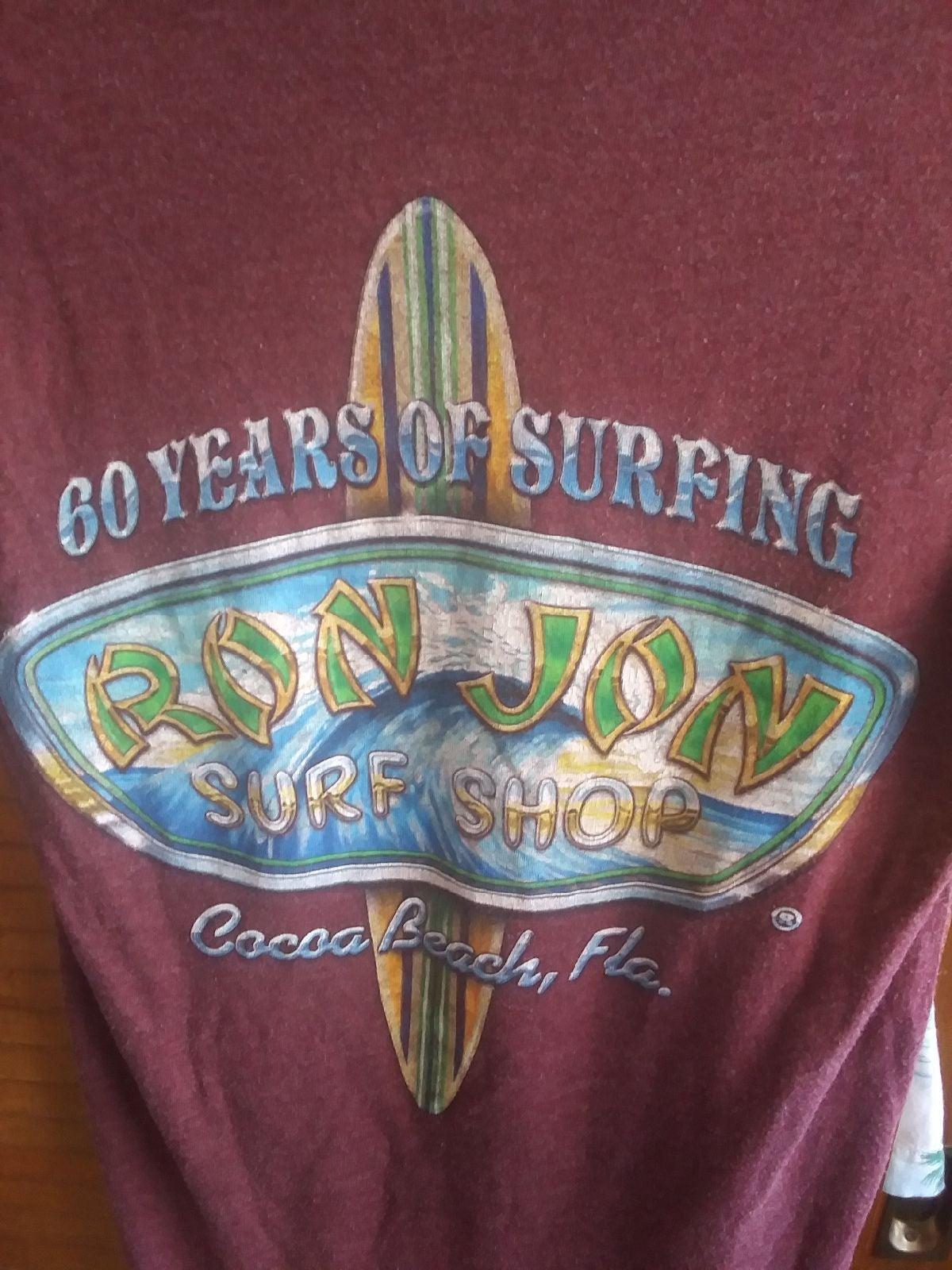 Ron Jon Surf Shop tee