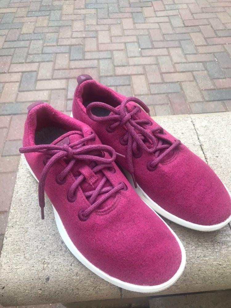Womens Allbirds Wool Sneakers