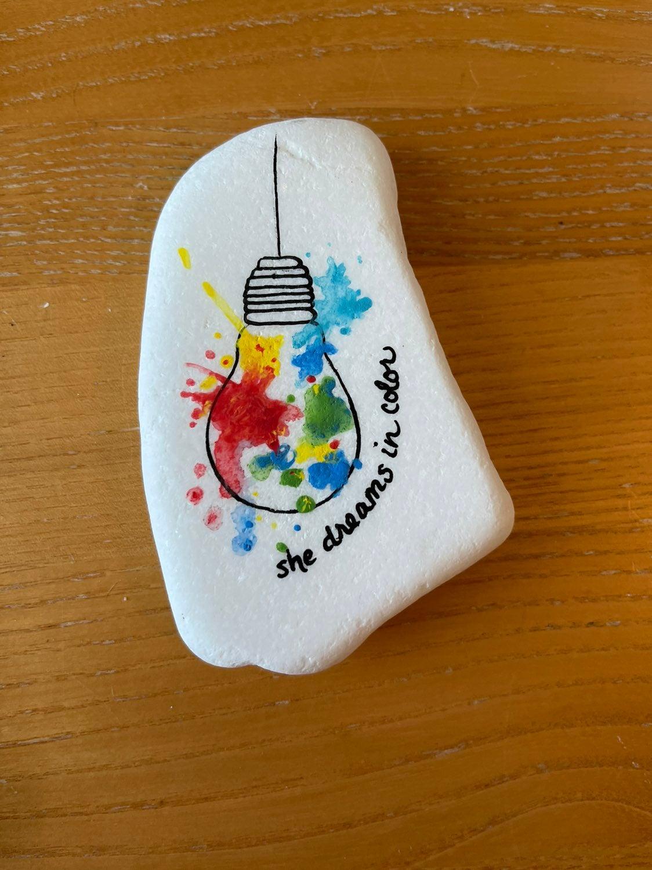 Better man Painted Rock - Pearl Jam