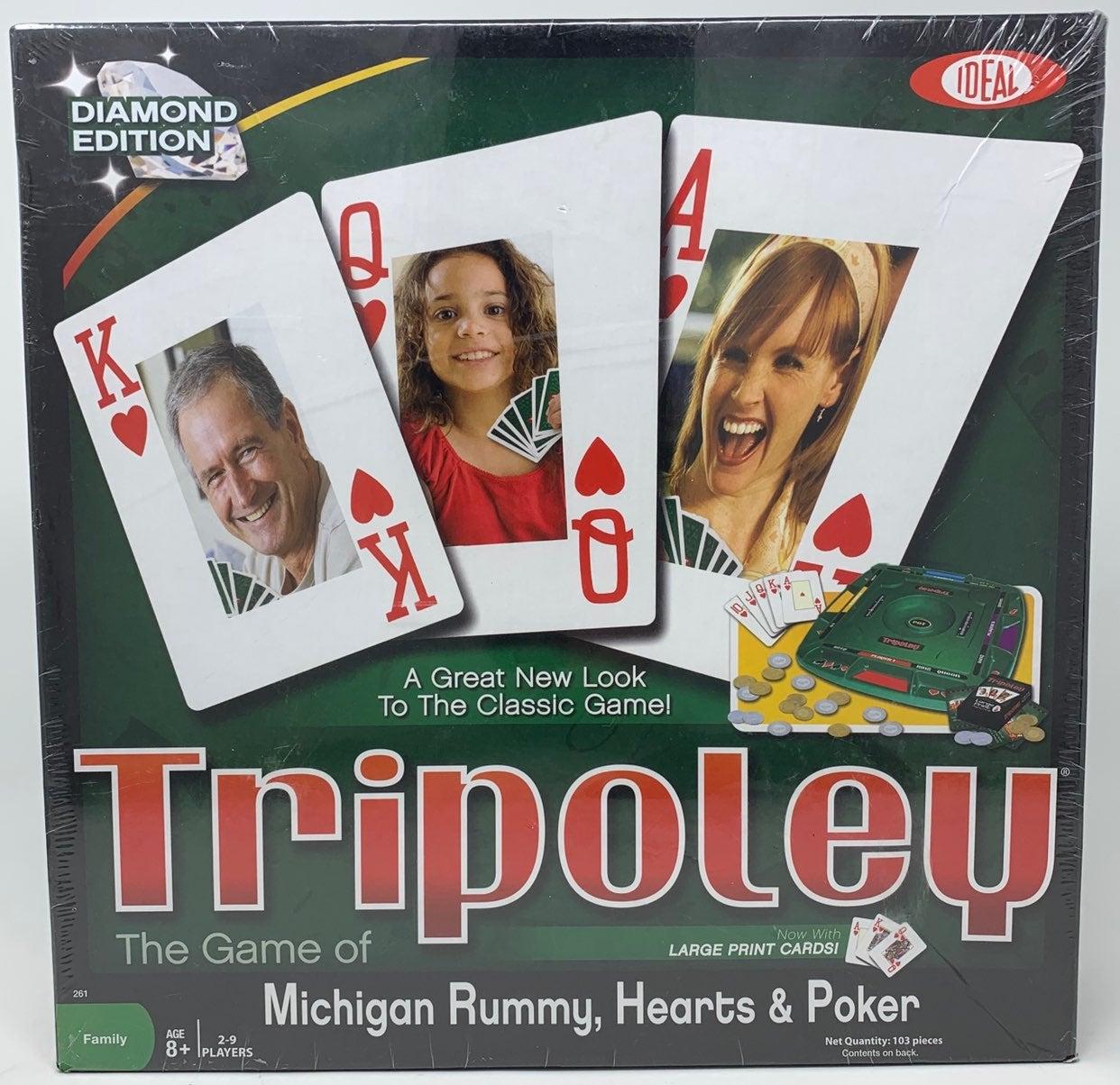 Tripoley New Diamond Edition Game