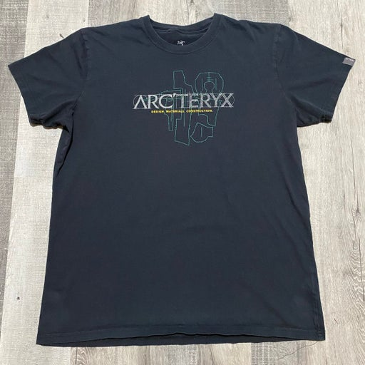 Arcteryx Materials Construction Hike Tee