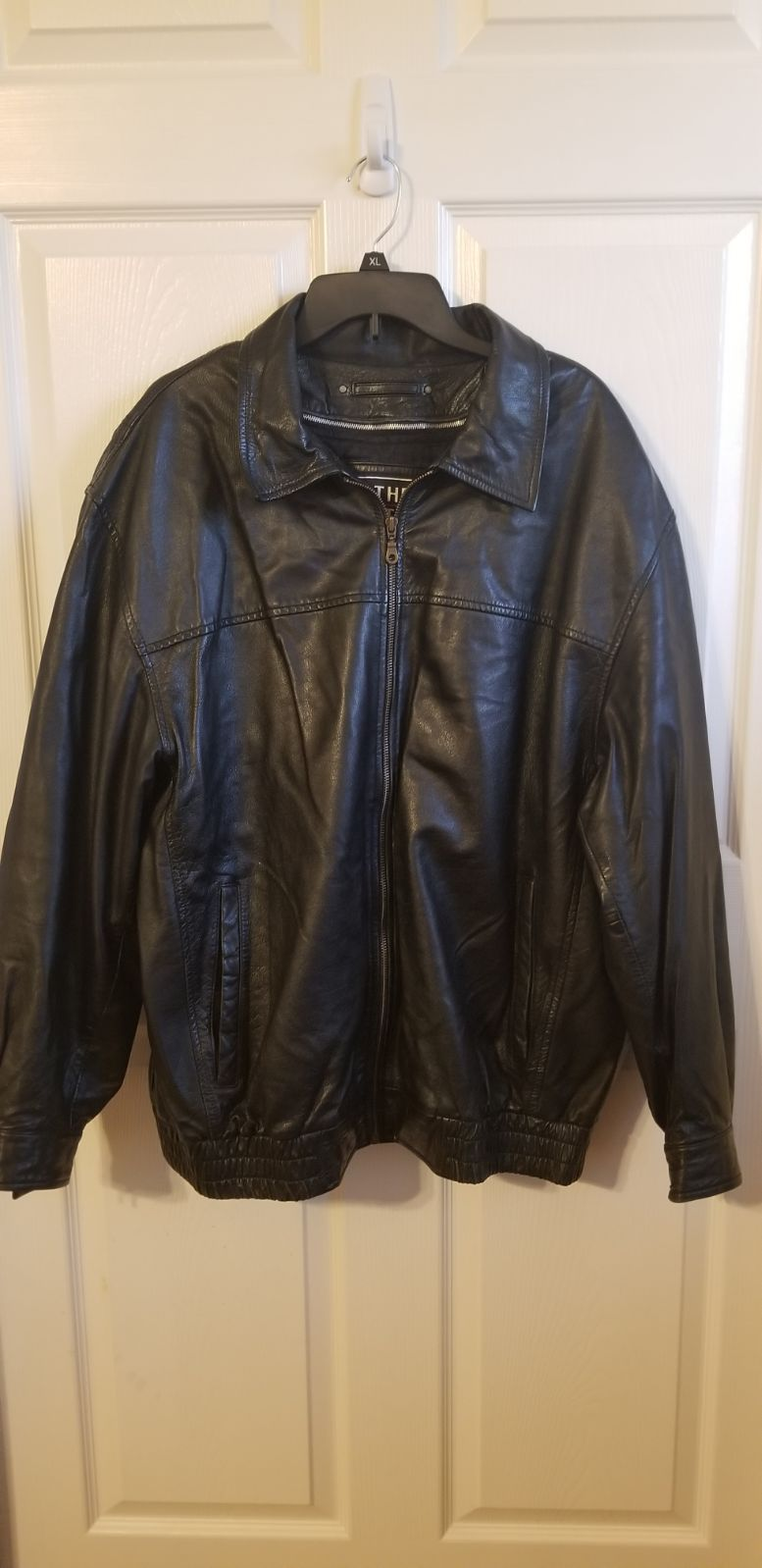 Men's Leather Limited 2X Jacket