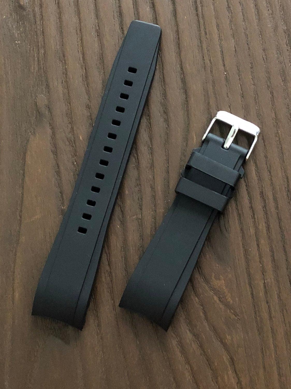 SKINX rubber strap for Seiko SKX etc