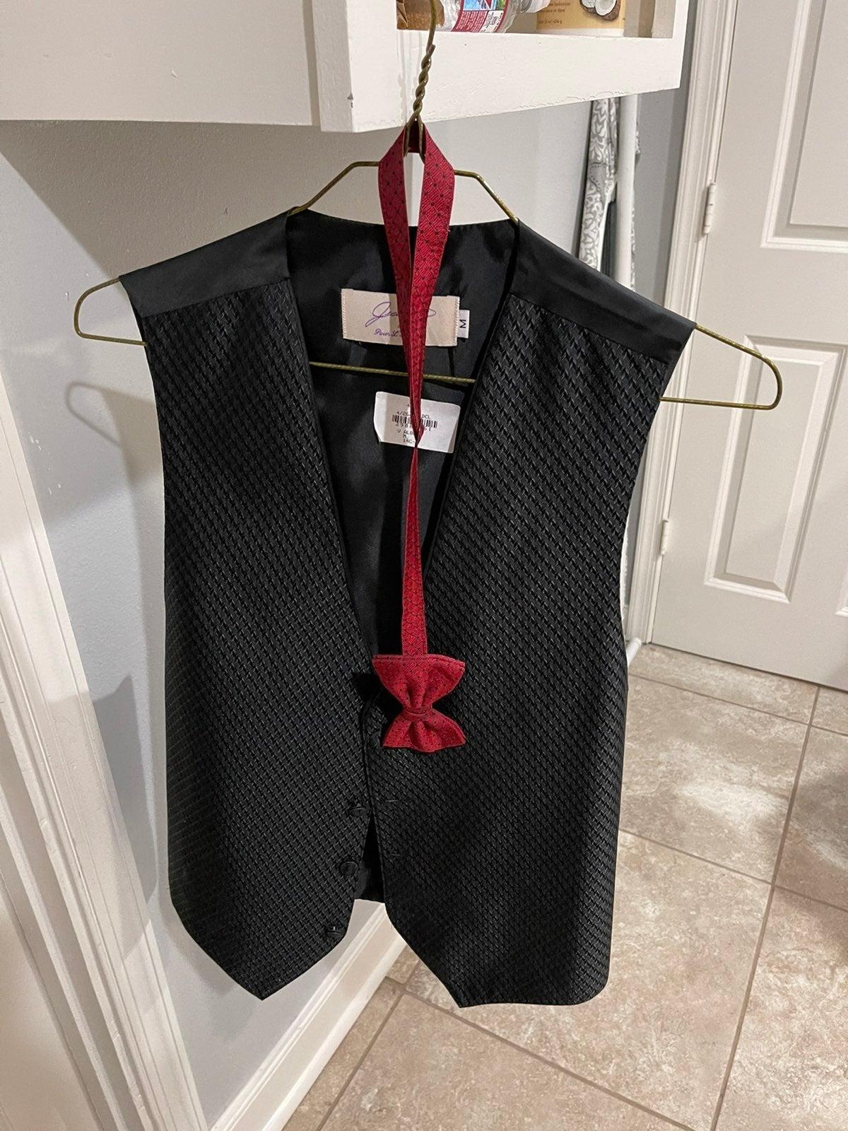 Vest & Bow Tie