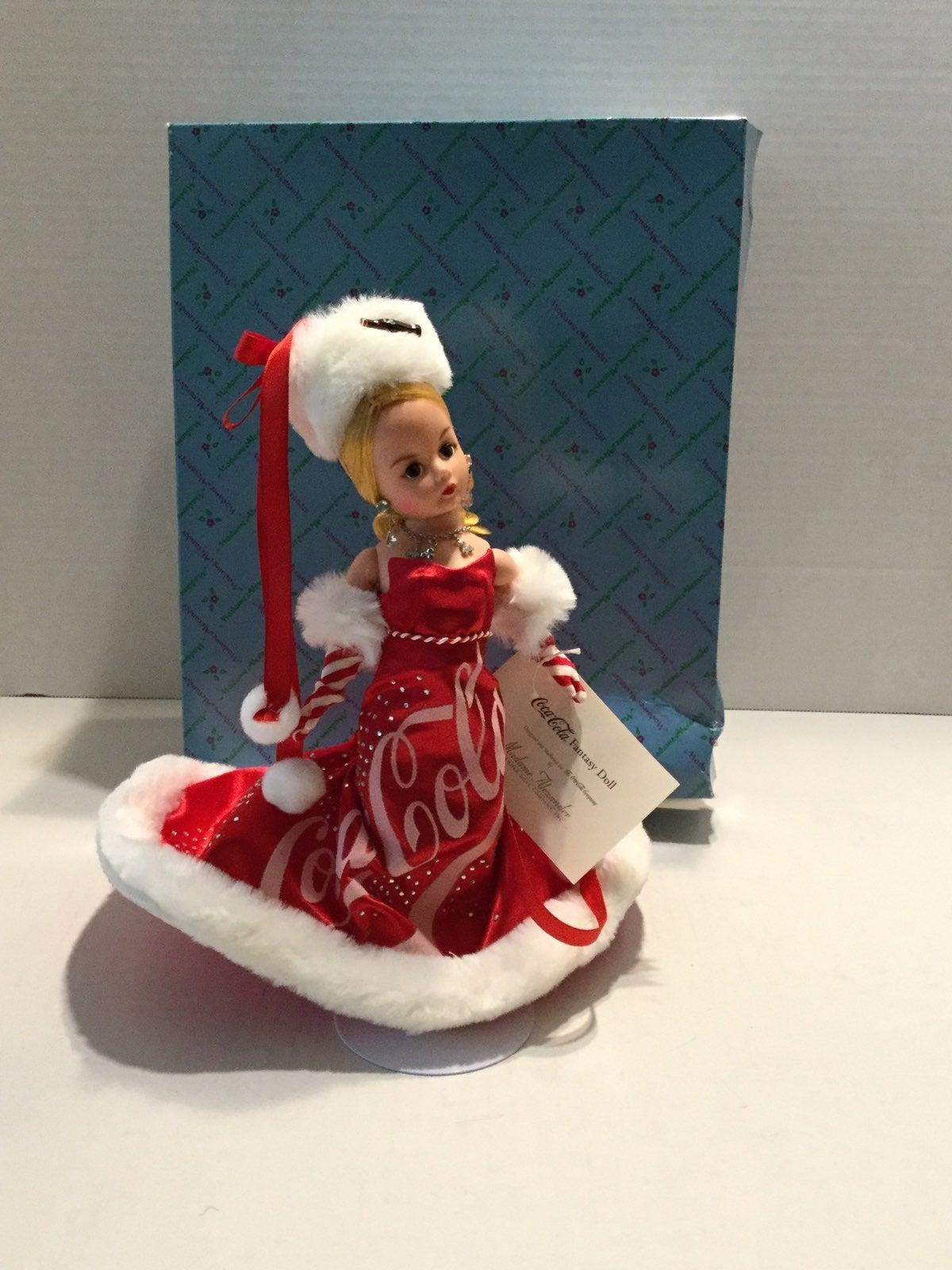 Rare Coca Cola Fantasy Madame Alexander