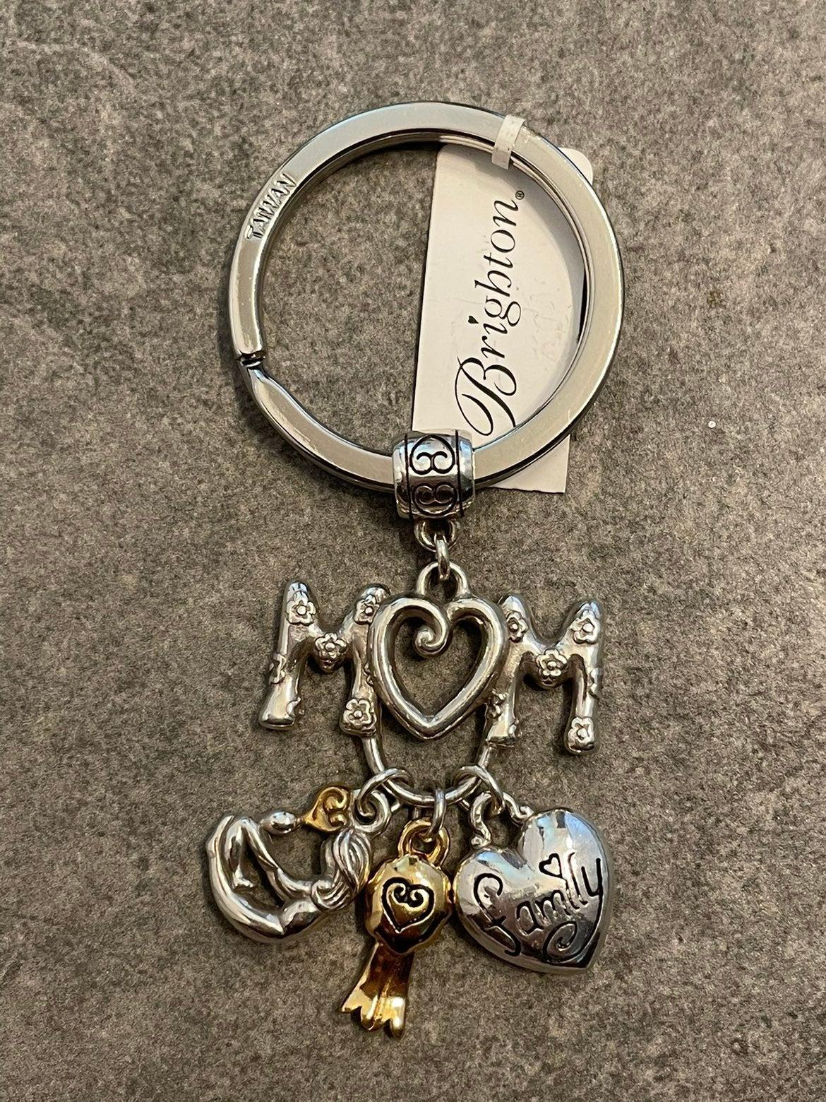 MOM Brighton Keychain