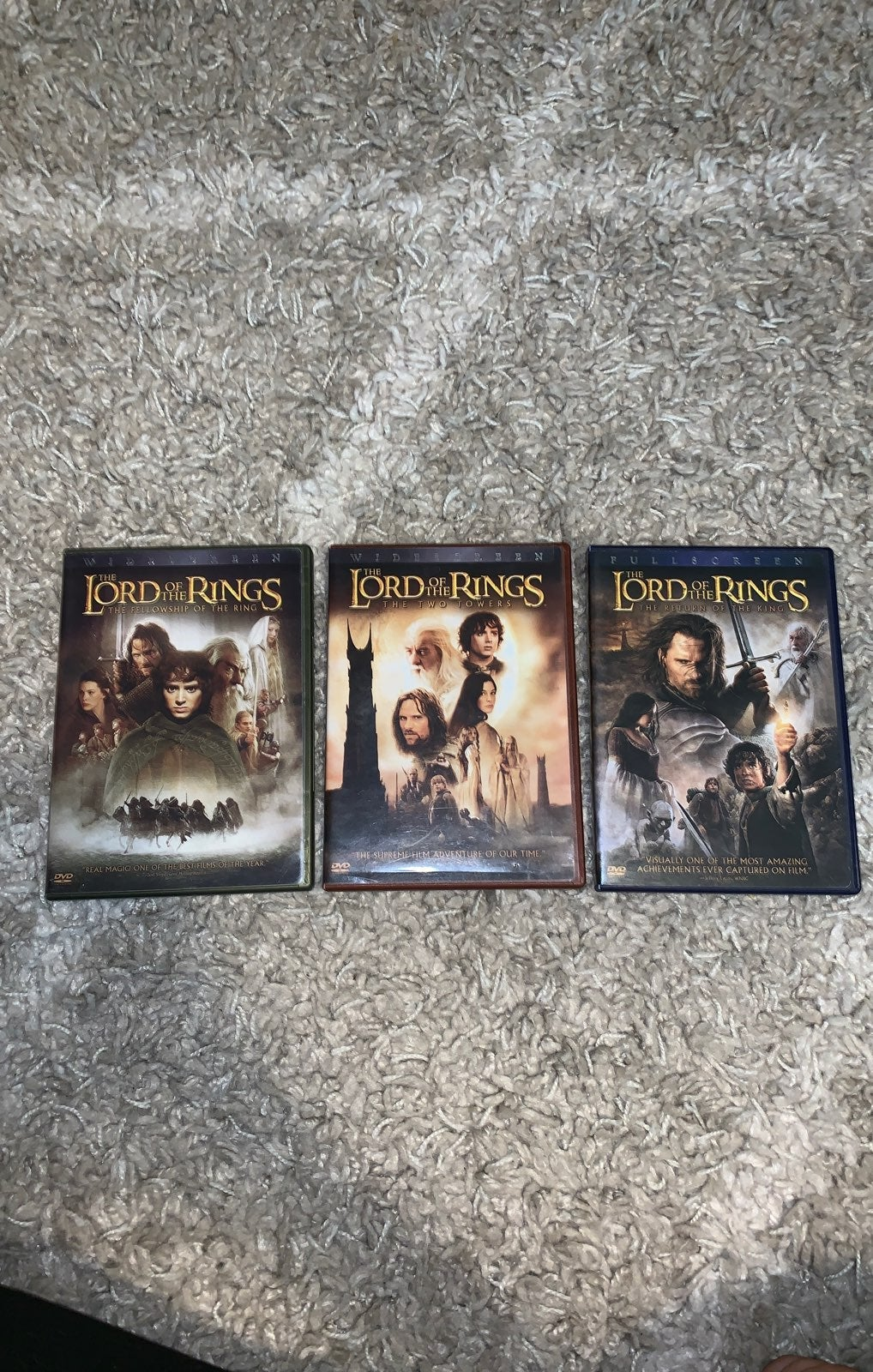 The Lord Of The Rings Bundle