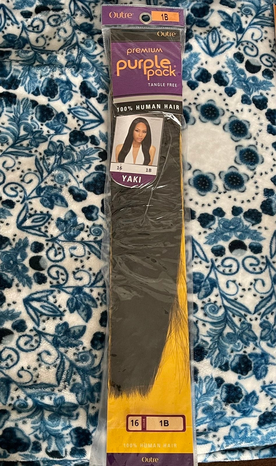 outre human hair weave