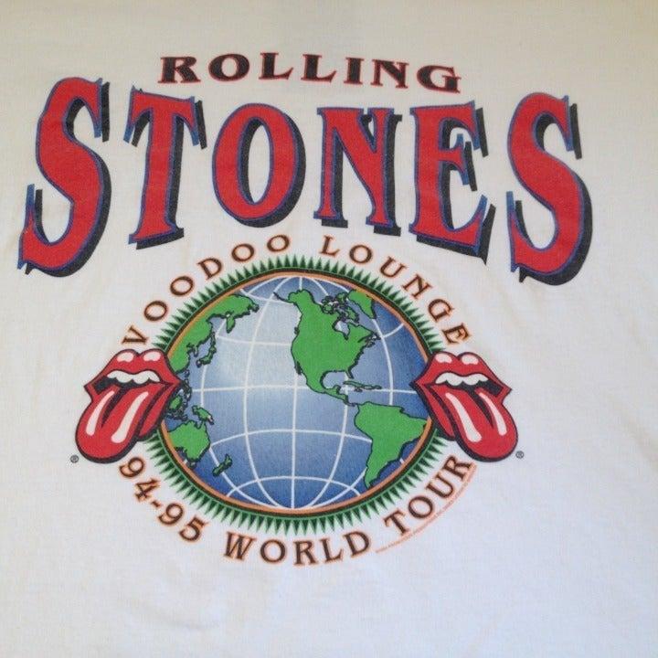 Original Rolling Stones Voodoo Lounge T