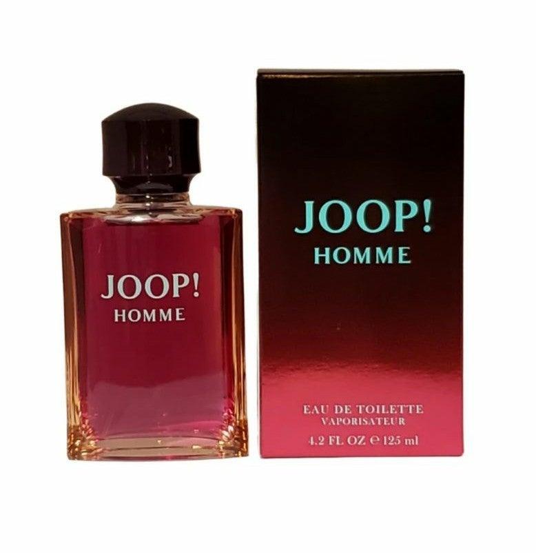 New Joop Homme EDP Spray 4.2 fl.oz for m