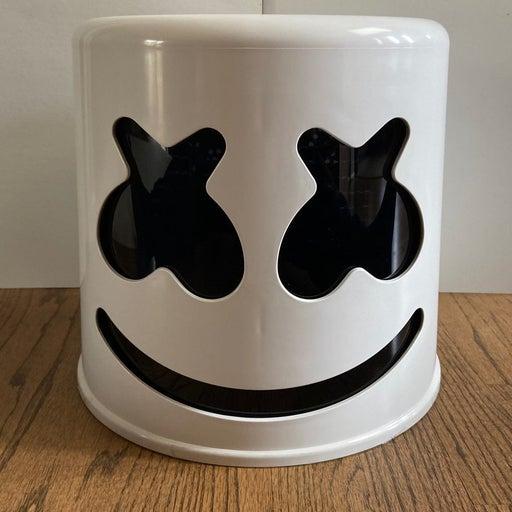 Signed LED Music Sync Marshmello Helmet