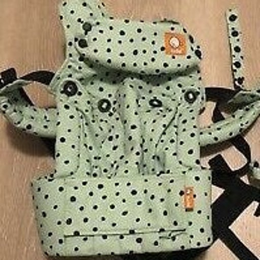 tula explore mint chip baby carrier