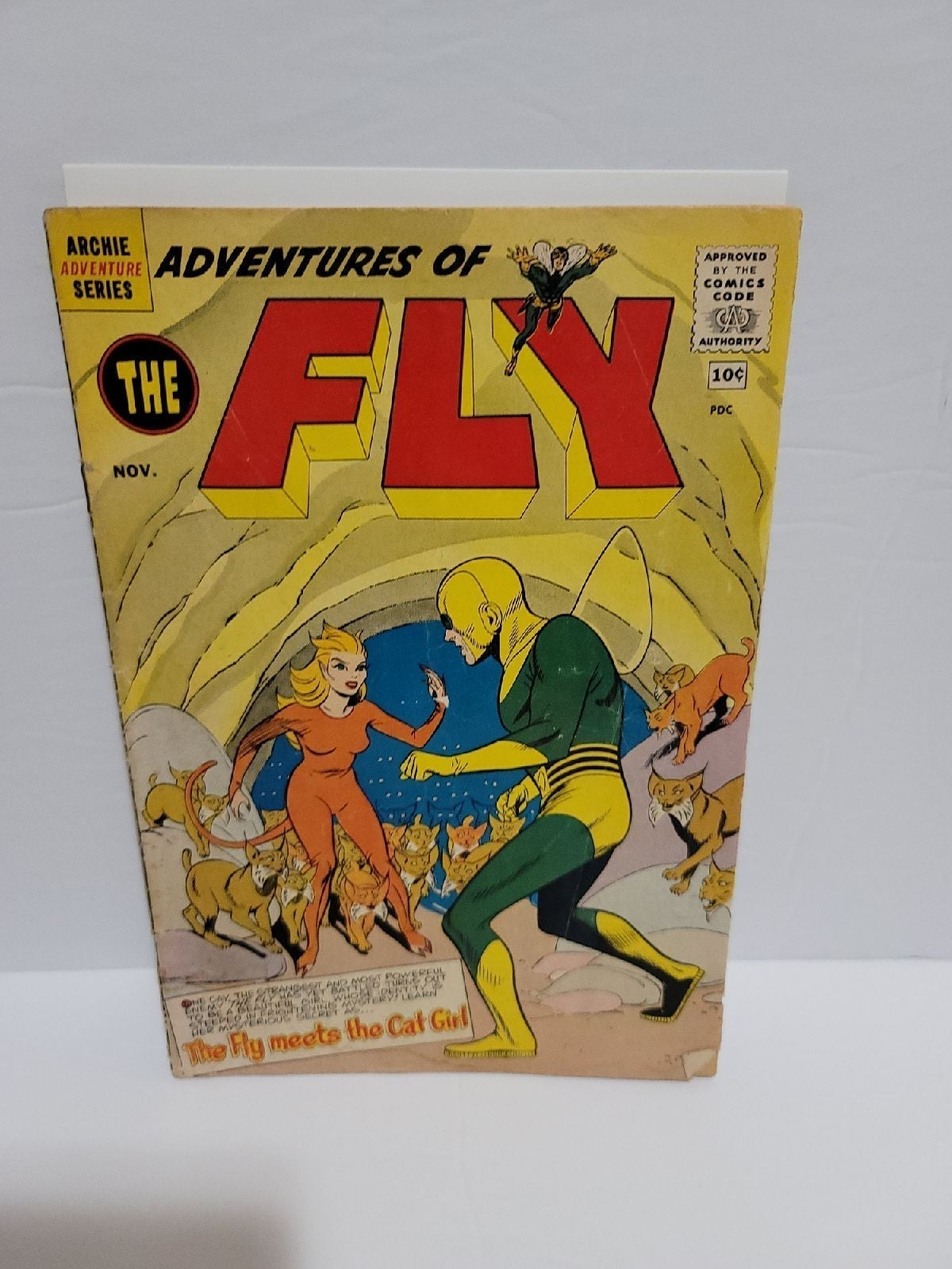 Adventures of the Fly #9