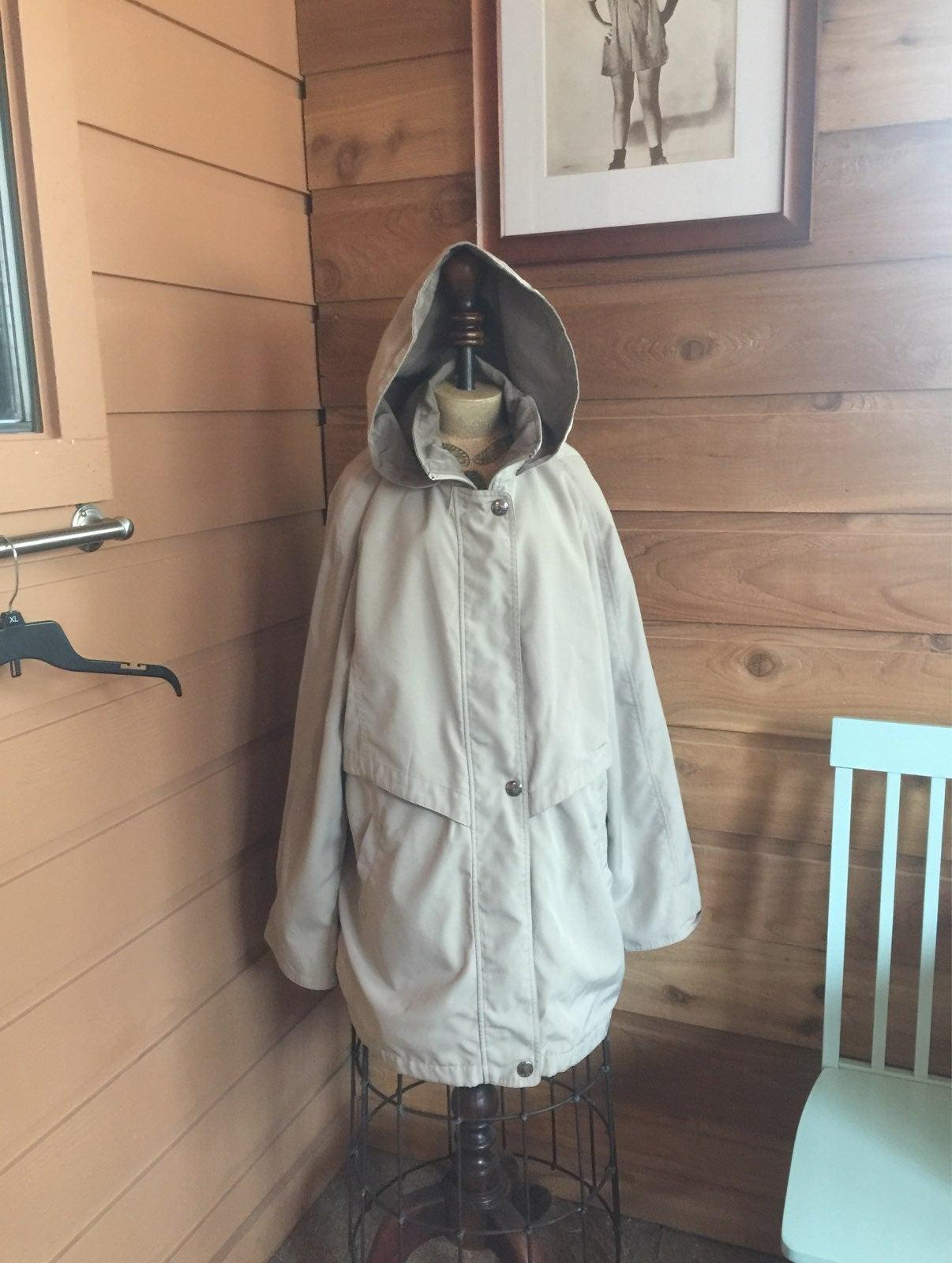 Weather Nautica Jacket coat sz lg/x-lg