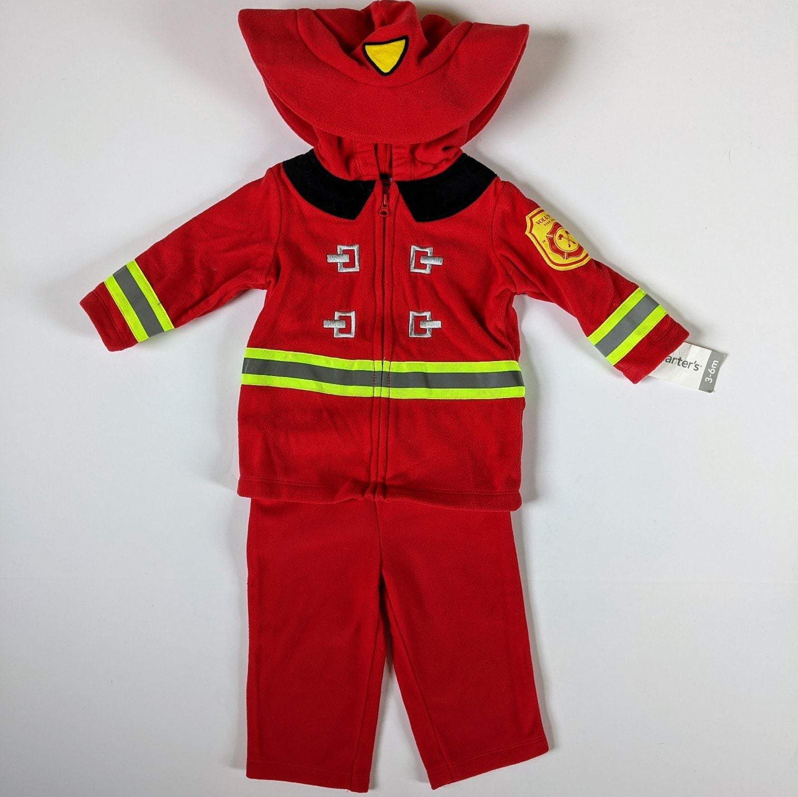 Firefighter Infant Halloween Costume
