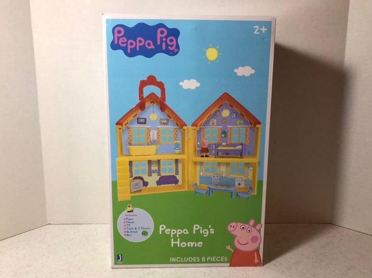 Peppa Pig Peppa Pig's Home