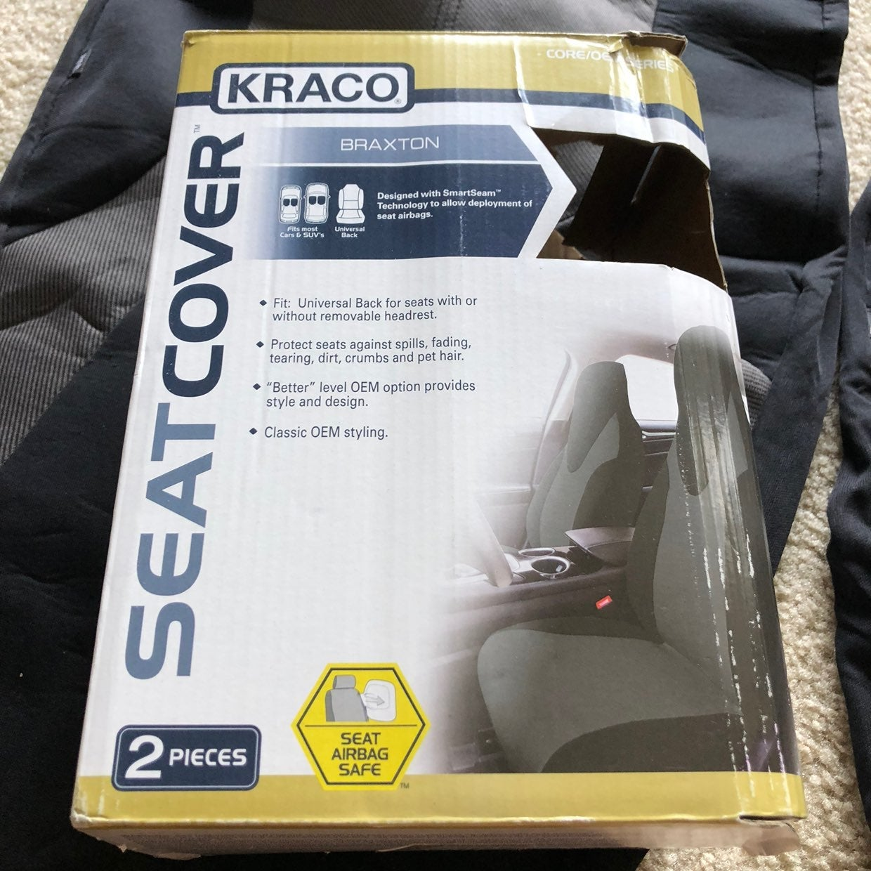 Car Seat Covers (Universal) Braxton