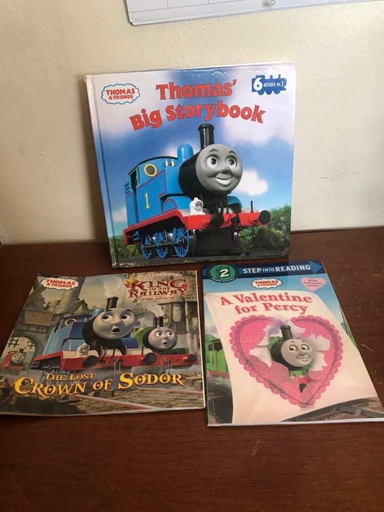 Thomas the Train Book Lot