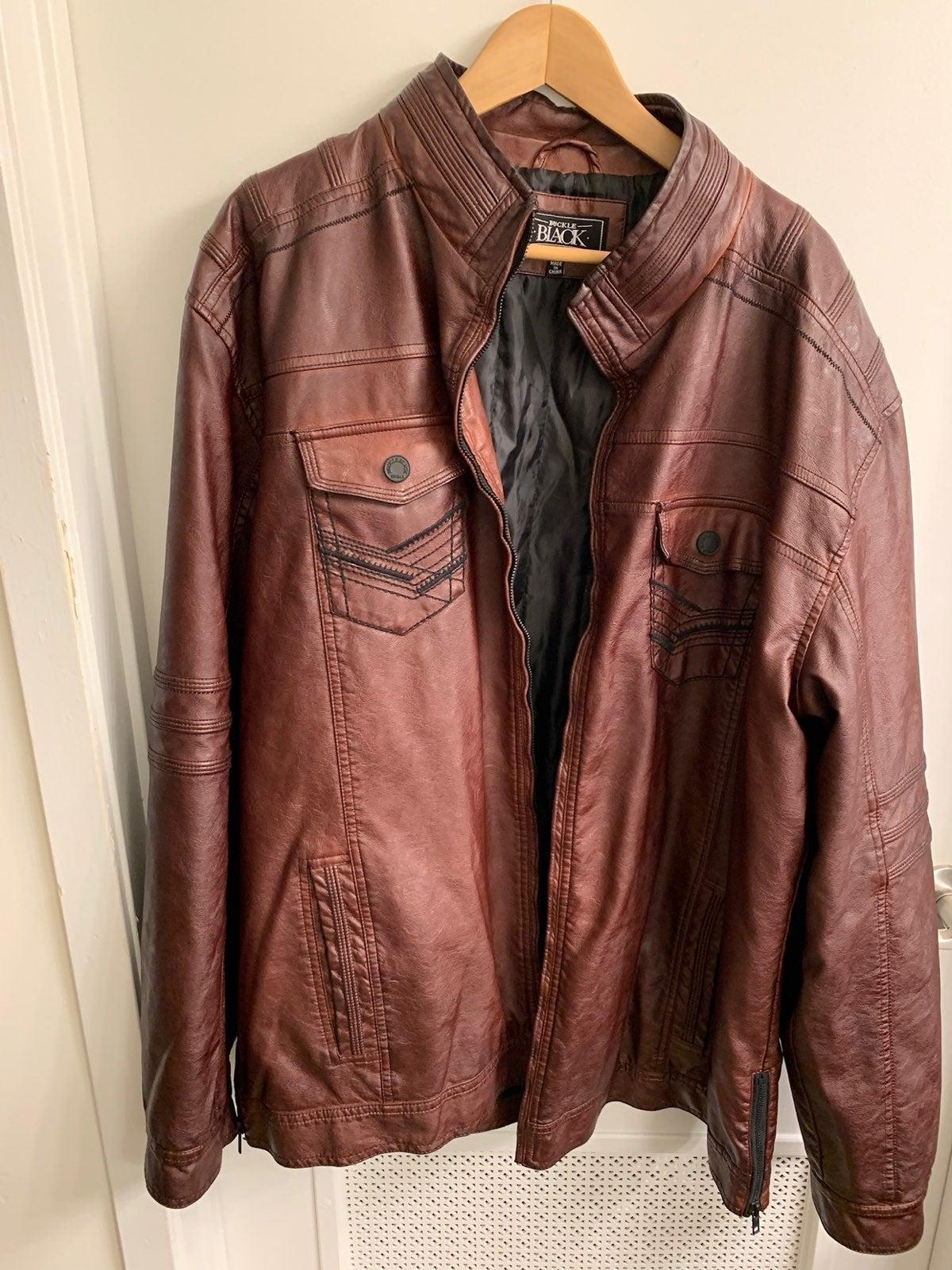 BKE Buckle Men's Moto Jacket 2XL