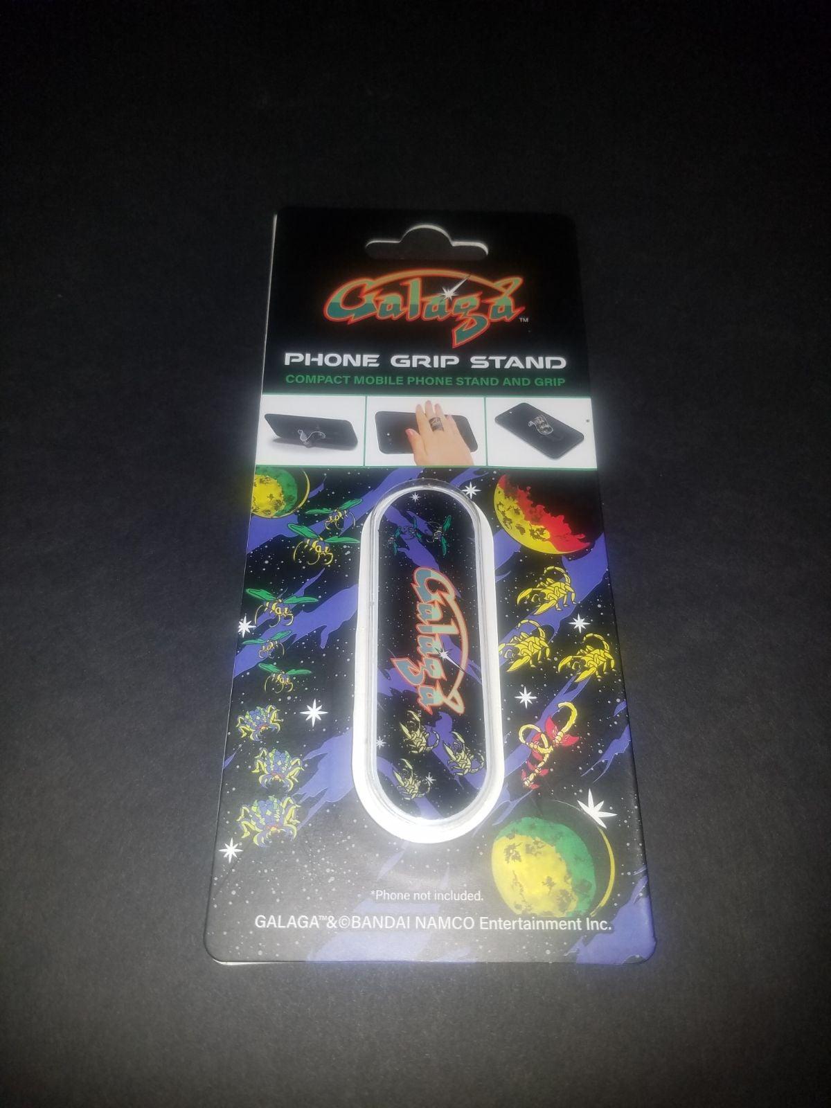 Galaga 80s Atari phone stand