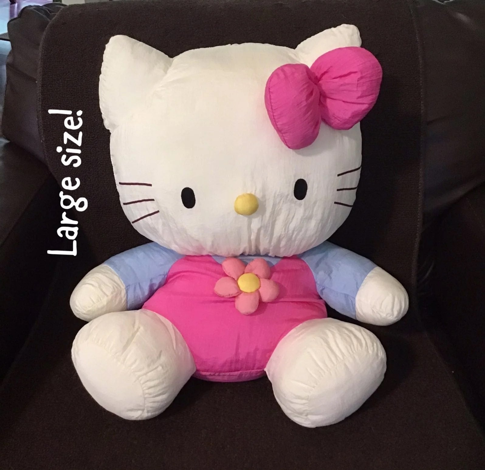 Sanrio plush vintage nylon Hello Kitty