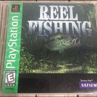 Playstation Fishing Games Mercari
