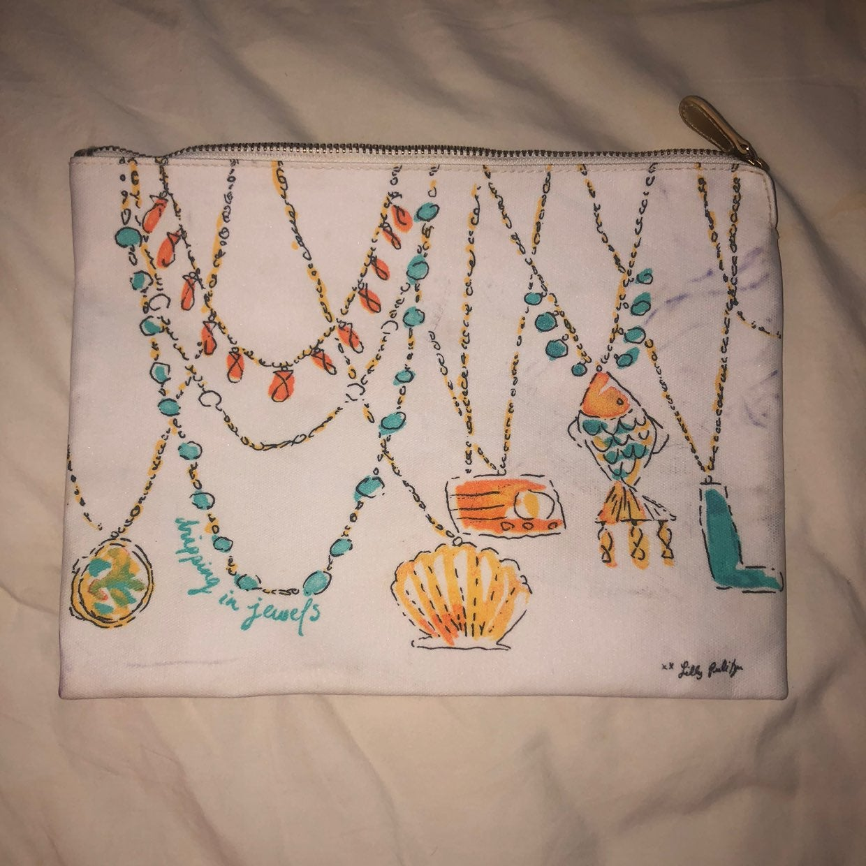 Lilly Pulitzer Clutch / Pouch