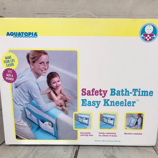 Bath-Time Easy Kneeler