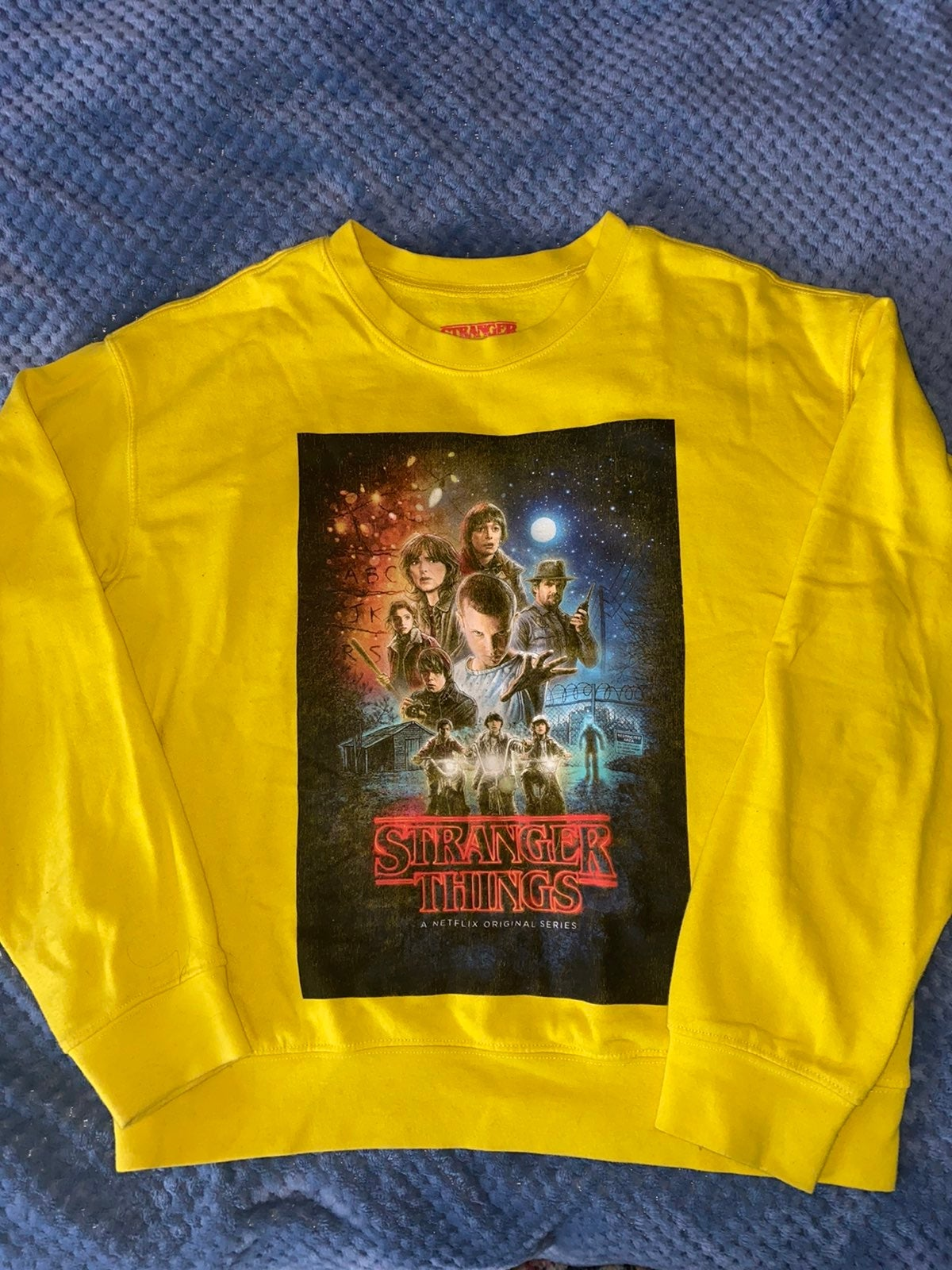 Stranger Things crewneck sweatshirt