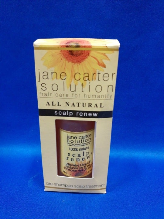 All Natural Pre-Shampoo Scalp Treatment