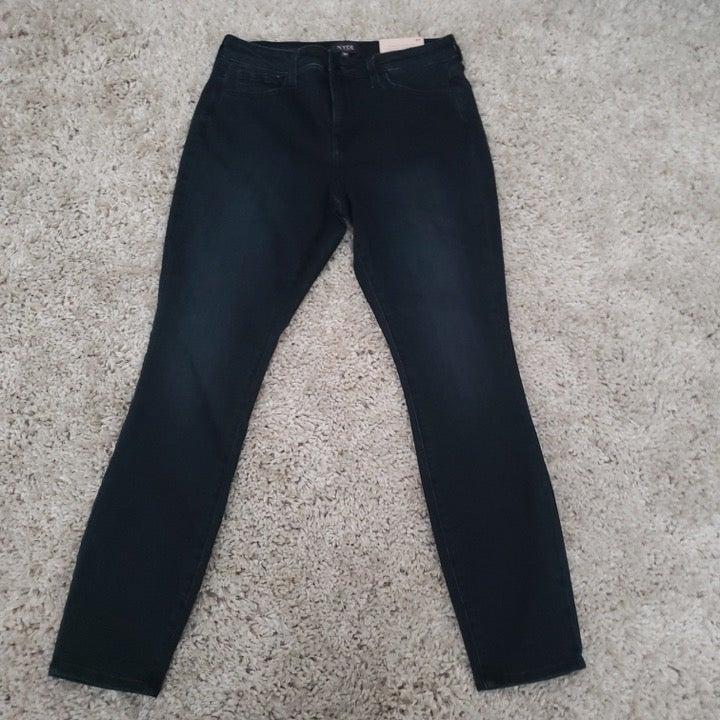 NYDJ Ami Skinny Stretch Jeans 8 petite