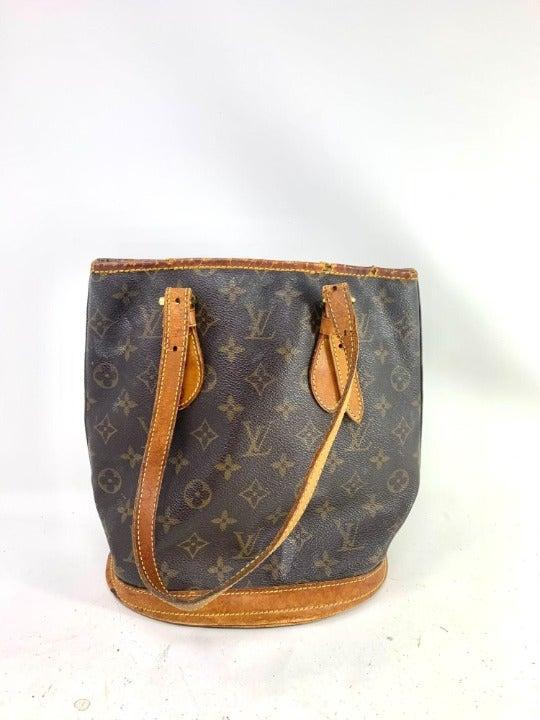 Louis Vuitton Monogram Bucket Bag PM